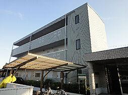 滋賀県大津市柳川1丁目の賃貸マンションの外観