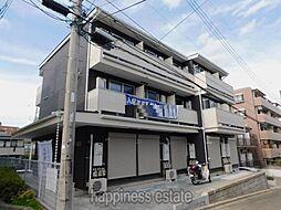 神奈川県相模原市南区鵜野森3丁目の賃貸アパートの外観