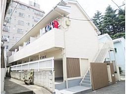 クレスト武蔵野[2階]の外観