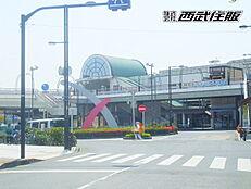 小作駅まで徒歩7分