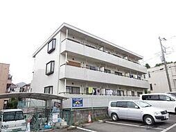 埼玉県さいたま市浦和区東高砂町の賃貸マンションの外観