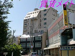 三重県伊勢市吹上1丁目の賃貸マンションの外観