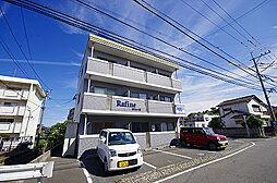福岡県北九州市小倉北区篠崎4丁目の賃貸マンションの外観