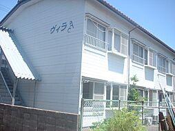 石川県野々市市住吉町の賃貸アパートの外観