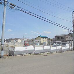 北海道江別市上江別西町の賃貸アパートの外観