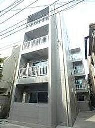 WASEDA GARDENS[4階]の外観