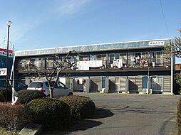 木村ハイツ[203号室]の外観