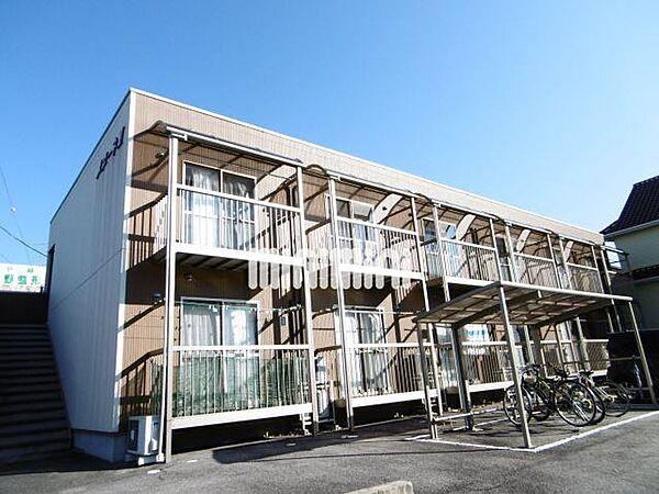 メゾーネII 1階の賃貸【愛知県 / 岡崎市】