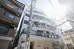 大阪府大阪市旭区森小路2丁目の賃貸マンションの外観