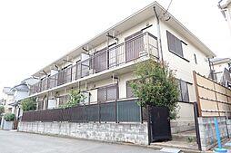 パルデンス鶴ヶ島[1階]の外観