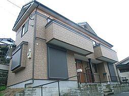 福岡県福岡市東区青葉1丁目の賃貸アパートの外観