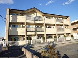 群馬県高崎市下之城町の賃貸マンションの外観