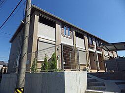 ノートルメゾンB[2階]の外観