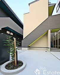 愛知県名古屋市西区中小田井1丁目の賃貸アパートの外観