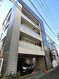 東京都世田谷区用賀3丁目の賃貸マンションの外観