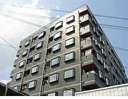 リザルト三国[3階]の外観
