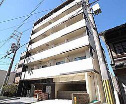 京都府京都市下京区坊門中之町の賃貸マンションの外観