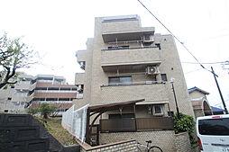 三松ハイツ[302号室]の外観