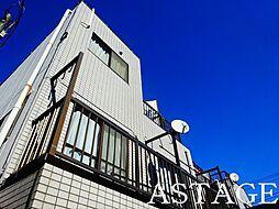 東京都杉並区永福4丁目の賃貸マンションの外観