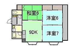 比治山橋駅 8.3万円