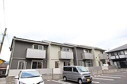 ラシーヌYugawa A棟[105号室]の外観