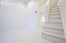 仮称)高畑五丁目デザイナーズ(タカバタゴチョウメデザイナーズ[2階]の外観