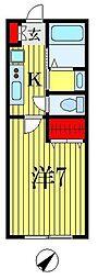 西千葉駅 3.9万円