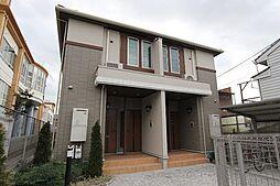 愛知県名古屋市瑞穂区亀城町5丁目の賃貸アパートの外観