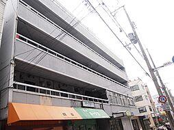 中田ビル[4階]の外観