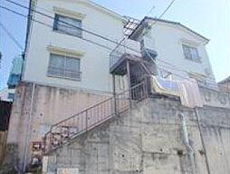 アパートメント四季[1階]の外観