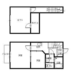 三芳町新築A[1階]の間取り