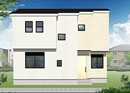 新築分譲住宅 全2棟 「戸室の家」〜Simple design・白〜