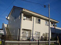 伊平次アパート[202号室]の外観