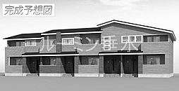 コンフォート(古坂)[1階]の外観