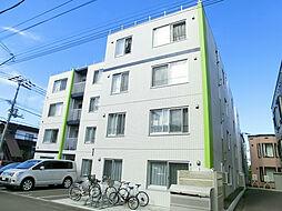ピュア・コート月寒[2階]の外観