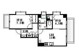 東急東横線 学芸大学駅 徒歩14分の賃貸事務所