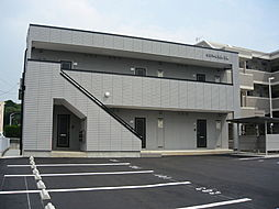 サンハイム永新B棟 1階[102号室]の外観