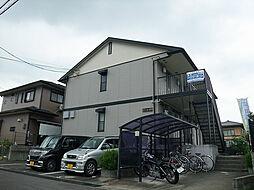 セジュール砂田[2階]の外観
