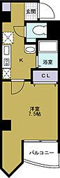 ラフォンテ阿波座[10階]の間取り