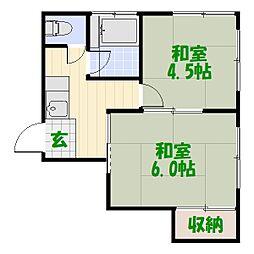 北綾瀬駅 5.3万円