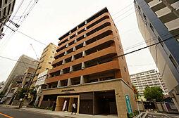 大阪府大阪市福島区玉川1丁目の賃貸マンションの外観