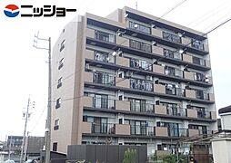 ベルマローネ千竹[4階]の外観