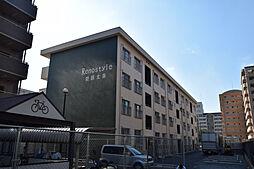 リノスタイル姫路北条[105号室]の外観
