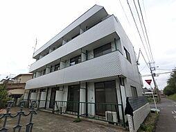 千葉県市原市辰巳台東2丁目の賃貸マンションの外観