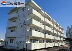 グリーンハイツ新栄[2階]の外観