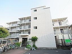東京都足立区島根4丁目の賃貸マンションの外観