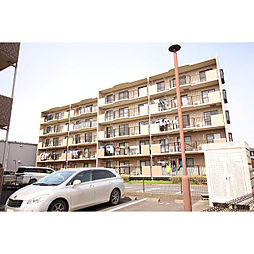 茨城県牛久市神谷2丁目の賃貸マンションの外観