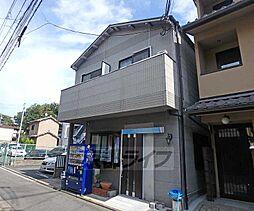 京都府京都市下京区京極町の賃貸アパートの外観