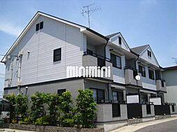 愛知県清須市阿原宮前丁目の賃貸アパートの外観