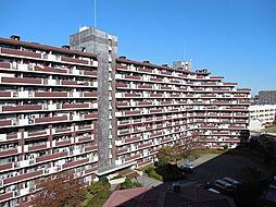検見川ハイム2号棟[10階]の外観